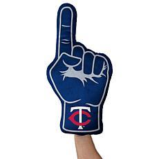 Minnesota Twins Plushlete Fan Finger Pillow