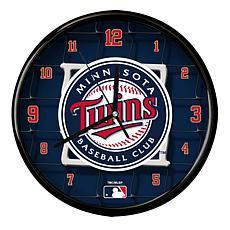 Minnesota Twins Team Net Clock