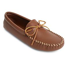 Minnetonka Double Deerskin Softsole Moccasin