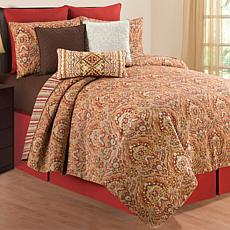 Mirabelle Full/Queen Quilt Set