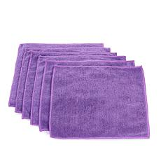 MiracleClean™ Ultra Absorbent Clean and Polish 6-piece Cloth Set