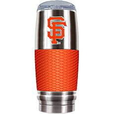 MLB 30 oz. Stainless/Orange Reserve Tumbler - Giants
