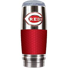 MLB 30 oz. Stainless/Red Reserve Tumbler - Reds