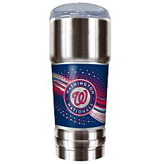 MLB 32 oz. Stainless Steel Pro Tumbler - Nationals