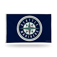 MLB Banner Flag - Mariners