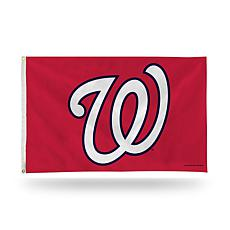 MLB Banner Flag - Nationals