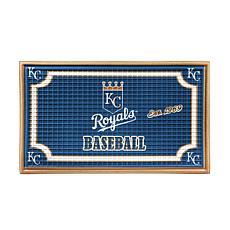 MLB Embossed Door Mat - Kansas City Royals