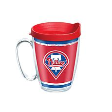 MLB Philadelphia Phillies Legend 16 oz. Coffee Mug with Lid