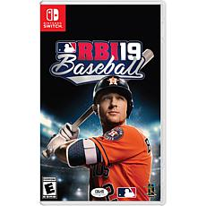 MLB R.B.I 19 Baseball for Nintendo Switch