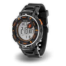 "MLB Team Logo ""Power"" Digital Sports Watch - Orioles"