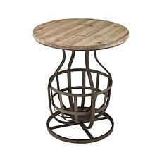 Modern Foundry Side Table