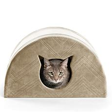 Modern Kitty Moon Cave Pet Bed