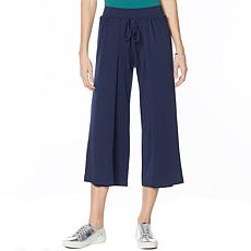 ModernSoul® Cropped Tie-Front Pant