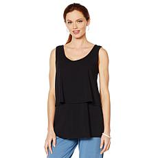 ModernSoul Double-Layer Tank Top