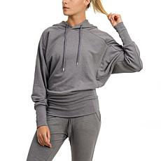 Mono B Tapered Sleeves Pullover Hoodie