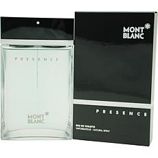 Mont Blanc Presence by Mont Blanc - EDT Spray for Men