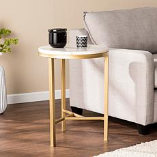 Montreux Marble Side Table