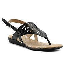 Mootsies Tootsies Cinda Cut Out Thong Sandal