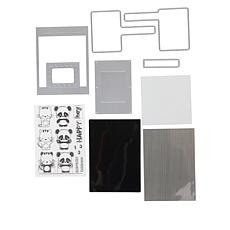 Motion Crafts Animation Magic Window Stamp and Die Set