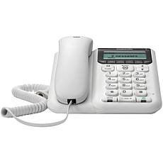 Motorola Corded Telephone w/Answering Machine & Advanced Call Blocking