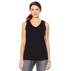 Motto Modern Knit Layering Tank - Basic