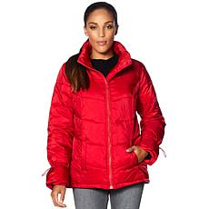 Motto Quilted Puffer Coat