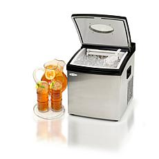 Mr. Freeze Stainless Portable Clear Ice Cube Maker
