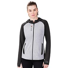 MSX by Michael Strahan Women's NFL Full-Zip Hoodie by Glll