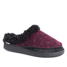 MUK LUKS Aileen Pieced Slipper Clog