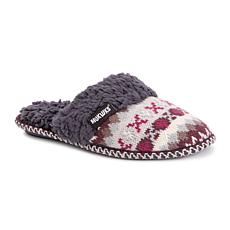 MUK LUKS Frieda Scuff Slipper
