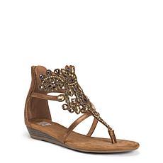 MUK LUKS Womens Athena Sandals