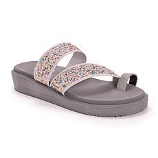 MUK LUKS Women's Callie Sandals