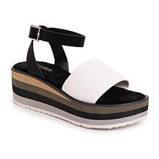 MUK LUKS® Women's Groove Time Platform Sandal