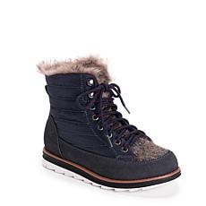 MUK LUKS® Women's Sigrid Water-Resistant Boots - Navy