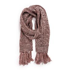 MUK LUKS® Women's Traditional Cable Scarf