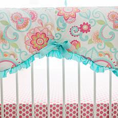 My Baby Sam Gypsy Baby Crib Rail Cover