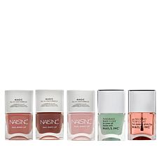 NAILS INC 5-piece The Heroes Set