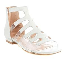 Nanette Nanette Lepore Waverly Leather Caged Sandal