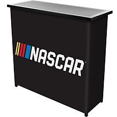 NASCAR 2 Shelf Portable Bar with Case