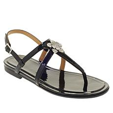 Naturalizer Tilly Embellished Thong Sandal