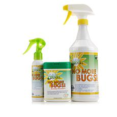 Naturally Green No More Bugs! Bug Repellent Super Set