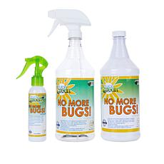 Naturally Green Products No More Bugs! Concentrate Pest Control Kit