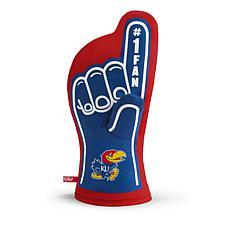NCAA #1 Fan Oven Mitt - Kansas Jayhawks