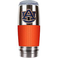 NCAA 30 oz. Stainless/Orange Reserve Tumbler - Auburn