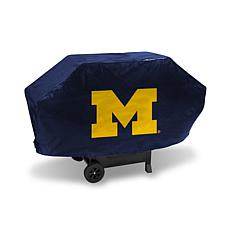 NCAA Deluxe Grill Cover - Michigan