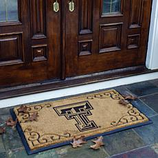NCAA Door Mat - Texas Tech