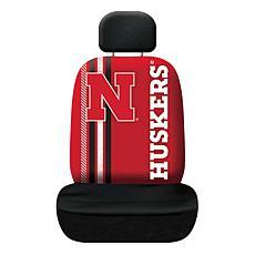 NCAA Rally Seat Cover - Nebraska