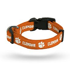 NCAA Sparo Pet Collar - Large - Clemson