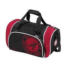 NCAA Team Logo Locker Duffel Bag - Alabama