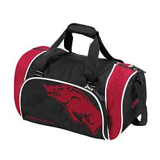 NCAA Team Logo Locker Duffel Bag - Arkansas